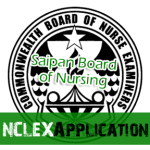 saipan board of nursing nclex application