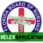 florida nclex application