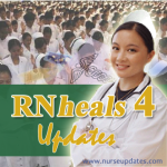 DOH RN Heals 4 Application Guidelines