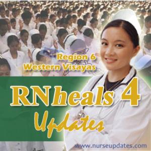 RN Heals 4 Region 6 Western Visayas