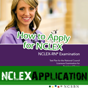 nclex application steps
