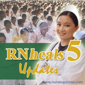 doh rn heals 5 in 2014